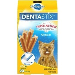 Pedigree Dentastix Mini Dental Dog Treats, 24 count