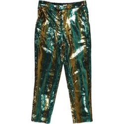 Casual Trouser - Green - Halpern Pants found on MODAPINS from lyst.com for USD $314.00