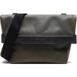Marco Polo Green Mens Messenger Bag - Green - Bottega Veneta Messenger found on Bargain Bro from lyst.com for USD $357.20