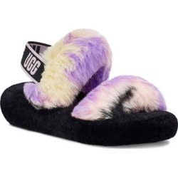UGG Oh Yeah Slingback Slipper - Purple - Ugg Flats found on Bargain Bro from lyst.com for USD $83.60