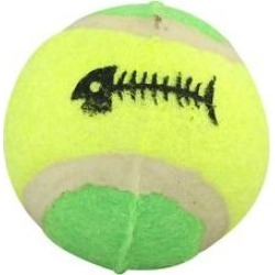 Ethical Pet Mini Tennis Balls Cat Toy with Catnip, 2-in found on Bargain Bro India from Chewy.com for $3.99