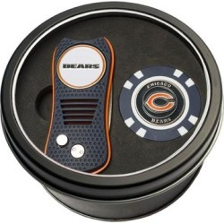 Chicago Bears Switch Chip Golf Tin Set found on Bargain Bro India from Fanatics for $24.99