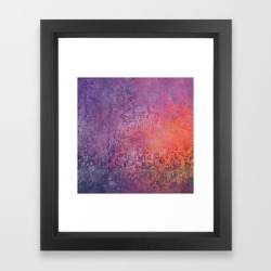 Framed Art Print   Background Texture Purple by Jani87 - Vector Black - X-Small-10x12 - Society6 found on Bargain Bro from Society6 for USD $25.53