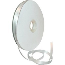 The Holiday Aisle® Double Face Satin RibbonFabric in White, Size 0.375 H x 3600.0 W x 6.8 D in | Wayfair FE91295F7068493683A28E96C4ED8A58 found on Bargain Bro Philippines from Wayfair for $28.99