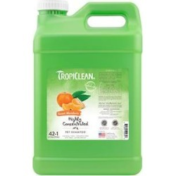 TropiClean Sweet Mandarin Highly Concentrated Dog & Cat Shampoo, 2.5 gal bottle found on Bargain Bro Philippines from Chewy.com for $87.19