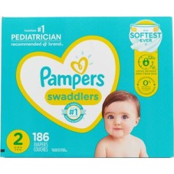 Pampers Disposable Diapers - Pampers Swaddlers Diaper Set
