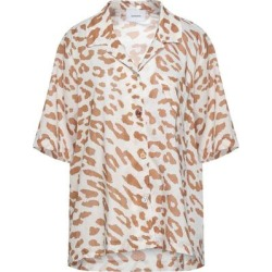 Shirt - Natural - Nanushka Tops found on MODAPINS from lyst.com for USD $289.00