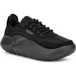 UGG La Cloud Platform Sneaker - Black - Ugg Sneakers found on Bargain Bro from lyst.com for USD $50.16
