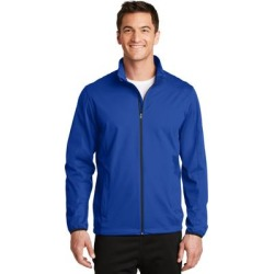 Port Authority J717 Active Soft Shell Jacket in True Royal Blue size 4XL | Polyester found on Bargain Bro Philippines from ShirtSpace for $37.91