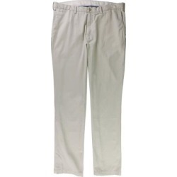 Ralph Lauren Mens Classic Casual Chino Pants, Beige, 40 TallW x 36L found on Bargain Bro Philippines from Overstock for $46.54