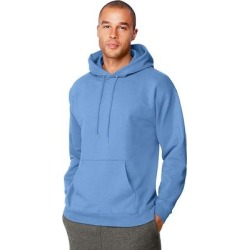 Hanes Men's Ultimate Cotton Heavyweight Pullover Hoodie (Charcoal Heather - S), Men's, Grey Grey found on Bargain Bro from Overstock for USD $20.63