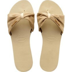 Havaianas Women's Sandals BEIGE - Beige You Saint Tropez Sandal - Women found on MODAPINS from zulily.com for USD $24.99