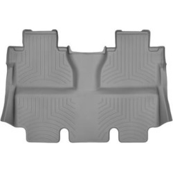 WeatherTech Floor Mat Set, Fits 2014-2019 Toyota Tundra, Primary Color Gray, Position Rear, Model 460938 found on Bargain Bro from northerntool.com for USD $87.36