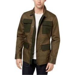 Tommy Hilfiger Mens Shorewood Field Jacket (Green - Medium), Men's(cotton) found on Bargain Bro Philippines from Overstock for $106.59