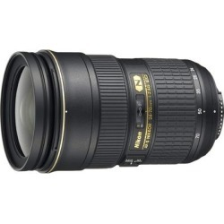 Nikon 24-70mm f/2.8G ED Auto Focus-S Nikkor Wide Angle Zoom Lens found on Bargain Bro Philippines from Overstock for $1494.99