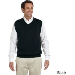 Men's Lightweight Cotton V-neck Vest (L,Grey Heather), Gray found on MODAPINS from Overstock for USD $29.92