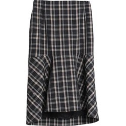 3/4 Length Skirt - Black - Balenciaga Skirts found on Bargain Bro Philippines from lyst.com for $561.00