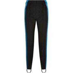 Casual Trouser - Black - Mugler Pants found on MODAPINS from lyst.com for USD $330.00