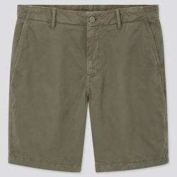UNIQLO Chino Shorts, Green, XXL found on Bargain Bro from Uniqlo for USD $22.72