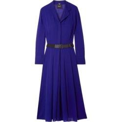 Knee-length Dress - Blue - Akris Dresses found on MODAPINS from lyst.com for USD $957.00