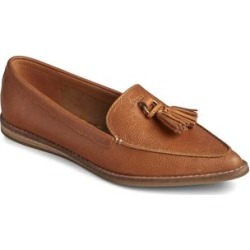 Sperry Top-Sider Women's Loafers TAN - Tan Saybrook Leather Loafer - Women found on Bargain Bro from zulily.com for USD $44.07