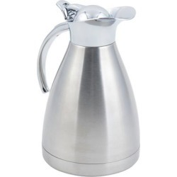 Bon Chef 4055S 32 oz. Insulated Stainless Steel Server with Satin Finish