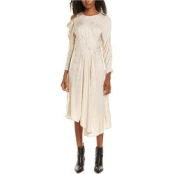Iro Atry Midi Dress found on MODAPINS from Overstock for USD $310.49