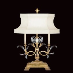 Fine Art Lamps Beveled Arcs 34 Inch Table Lamp - 769110ST found on Bargain Bro Philippines from Capitol Lighting for $2824.50