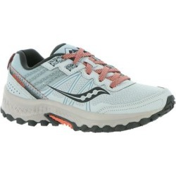 Saucony Excursion TR 14 - Womens 6 Blue Running Medium found on Bargain Bro from ShoeMall.com for USD $53.16