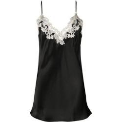 Maison Silk Slipdress - Black - La Perla Tops found on Bargain Bro from lyst.com for USD $411.16