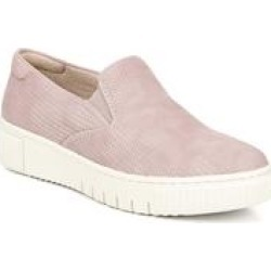 Women's Tia Slip-On by Naturalizer in Mid Mauve (Size 8 M) found on Bargain Bro India from Roamans.com for $79.99