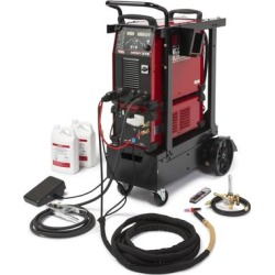 Lincoln Aspect 375 Ready-Pak AC/DC TIG Welder found on Bargain Bro India from weldingsuppliesfromioc.com for $9335.00
