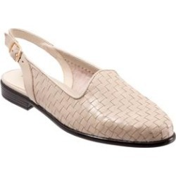 Women's Lena Slingback by Trotters in Bone (Size 8 1/2 M) found on Bargain Bro Philippines from Roamans.com for $99.99