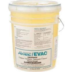 Avtec FL DET0303 OEM Evac Detergent (5 Gallon Pail)