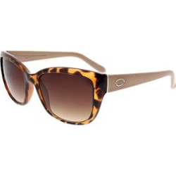 Oscar de la Renta Women's Sunglasses Blonde - Blonde Demi Tortoise Cat-Eye Sunglasses found on MODAPINS from zulily.com for USD $16.99