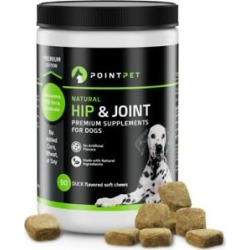 PointPet Glucosamine Chondroitin Hip & Joint Dog Supplement, 90 count found on Bargain Bro Philippines from Chewy.com for $28.79