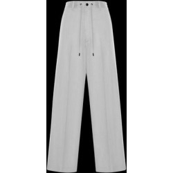 Moncler Palazzo Pants - Black - 2 Moncler 1952 Pants found on Bargain Bro from lyst.com for USD $433.20