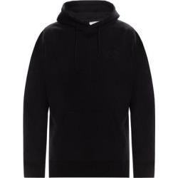 Logo Hoodie - Black - Y-3 Sweats