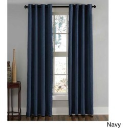 Lenox Crushed Textured Room Darkening Grommet Panel found on Bargain Bro from Overstock for USD $32.67