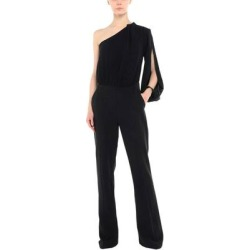 Jumpsuit - Black - Elisabetta Franchi Jumpsuits found on Bargain Bro India from lyst.com for $339.00