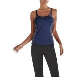 Splendid Womens Tank Top Running Fitness (Navy/Gray - XS), Women's, Blue/Gray(polyester) found on Bargain Bro from Overstock for USD $13.33