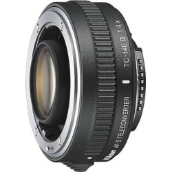 Nikon AF-S Teleconverter TC-14E III 1.4x found on Bargain Bro from Crutchfield for USD $377.68