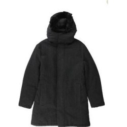Alfani Mens Faux-Fur Parka Coat (Black - X-Large), Men's found on MODAPINS from Overstock for USD $173.30