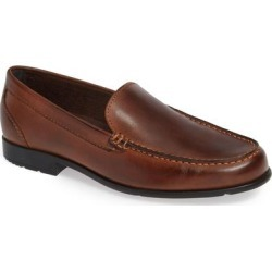 Classic Venetian Loafer - Brown - Rockport Slip-Ons found on Bargain Bro India from lyst.com for $70.00