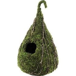 Galapagos Raindrop Deco Birdhouse, Fresh Green found on Bargain Bro India from Chewy.com for $14.24