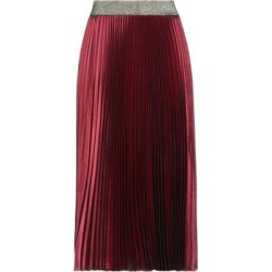 3/4 Length Skirt - Red - Silvian Heach Skirts found on Bargain Bro Philippines from lyst.com for $124.00
