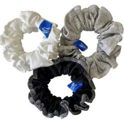 Buffalo Bills Refried Apparel Upcycled 3-Pack Scrunchie Set found on Bargain Bro Philippines from nflshop.com for $24.00