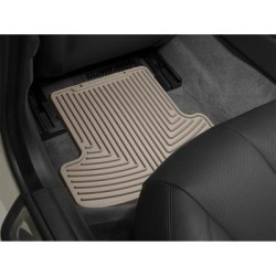 WeatherTech Floor Mat Set, Fits 2017-2019 Mercedes-Benz C300, Primary Color Tan, Position Rear, Model W426TN found on Bargain Bro from northerntool.com for USD $45.60