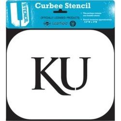 Kansas Jayhawks Curbee Stencil found on Bargain Bro Philippines from Fanatics for $21.99