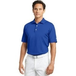 Nike Men's Basic DRI-FIT Polo Assorted Colors (XL - Varsity Royal), Blue(knit, embroidered) found on Bargain Bro India from Overstock for $56.99
